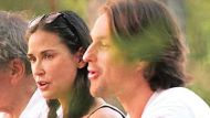 Demi Moore with <i>Shortland Street</i> actor (Video Thumbnail)