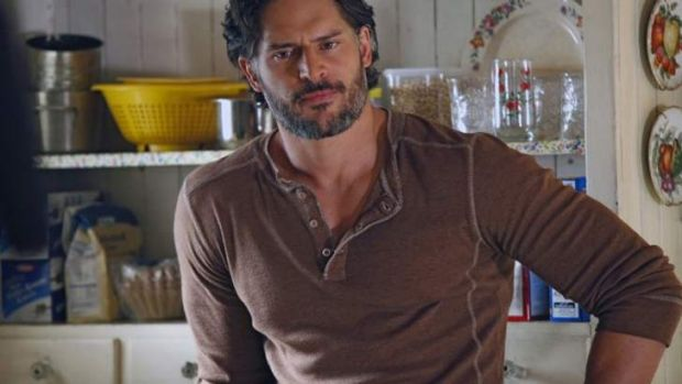 Dazed and confused ... Alcide suffers memory trouble thanks to Eric.