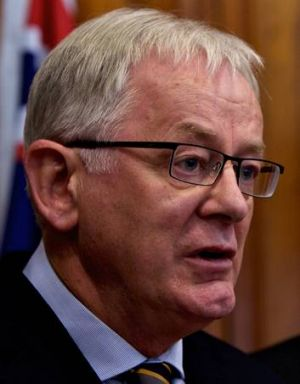 Opposition finance spokesman Andrew Robb said that the Coalition would follow the Productivity Commission recommendations.