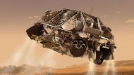 Seven minutes of terror awaits Curiosity (Video Thumbnail)
