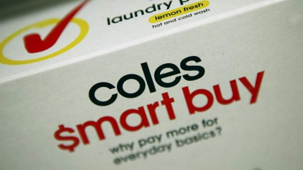 Coles now has five home brands, including Coles Smart Buy.