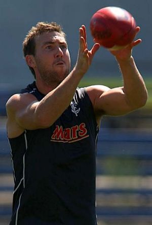 Brock McLean: tanking issue prompted him to leave Melbourne.