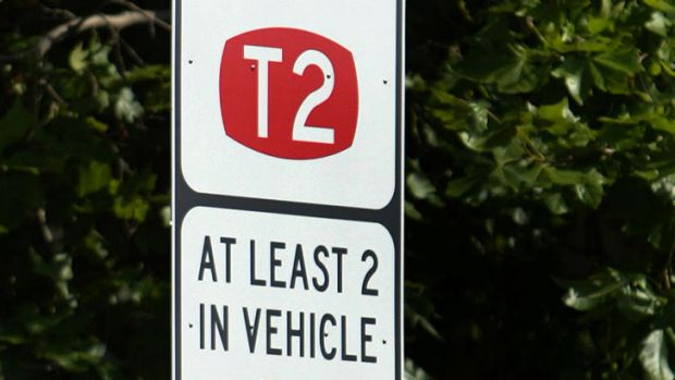 "The M1 transit lane was ""ideologically driven"", according to Transport Minister Scott Emerson."
