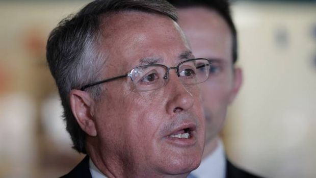 """Wayne Swan ... """"Don't let what has happened to the American economy happen here."""""""