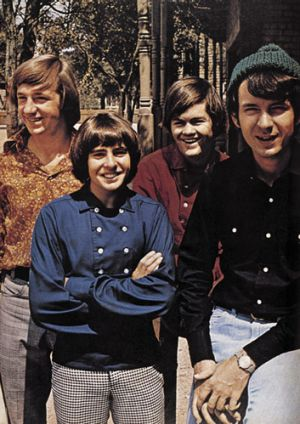 <i>The Monkees</i>.