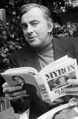 Gore Vidal ... died at his home in Los Angeles. He was 86.