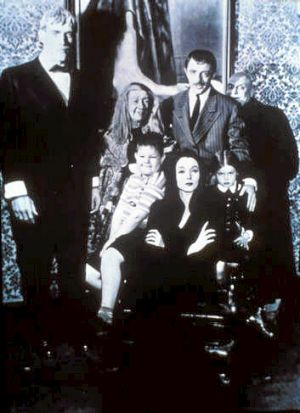 <i>The Addams Family.</i>