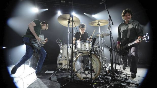 US trio Shellac are one of the star attractions of the Melbourne International Arts Festival.