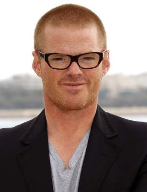 Heston Blumenthal's Australian visit is in doubt.