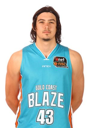 New signing... former Gold Coast Blaze shooting guard Chris Goulding joins the Tigers.