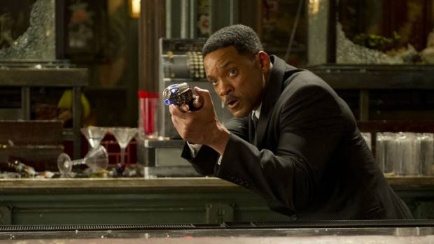 Will Smith's presence in <i>Men in Black 3</i> arguably helped its box-office performance.