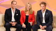 Prince William: 'Bar set high in Sydney 2000' (Video Thumbnail)