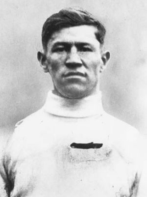 The greatest athlete ever? ... Jim Thorpe.
