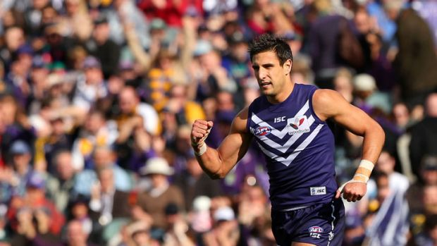 Matthew Pavlich and his Dockers teammates are poised to make the move to Cockburn.