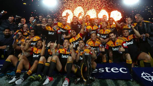 The Chiefs open their Super Rugby defence in round two against the Highlanders.