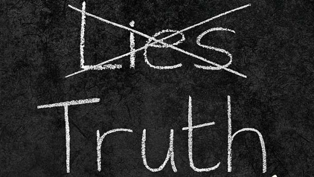 Research from the University of Notre Dame, Indiana has shown telling the truth improves health.