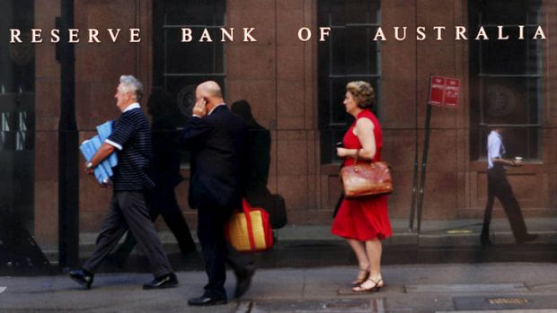 'I am not advocating we re-establish the Reserve Bank as the sole regulator of banks, but I am advocating an examination ...