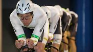The highly rated Australian men's pursuit track cycling team has conducted ground breaking wind tunnel analysis in their ...