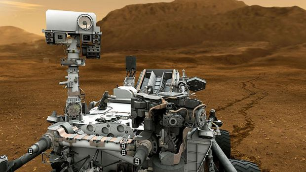 NASA's Curiosity rover is now ready to start exploring the red planet.