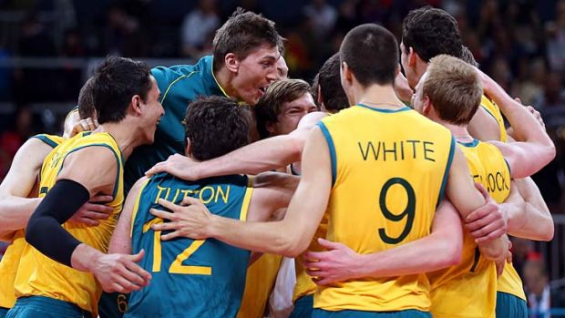 The Volleyroos were overjoyed after their win over Poland.