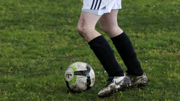 Not a sporting chance ... the new national school curriculum will not include sport as a mandatory element.