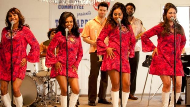 <i>The Sapphires</i> is an inspirational tale set in the late '60s about a quartet of young, talented singers from a ...