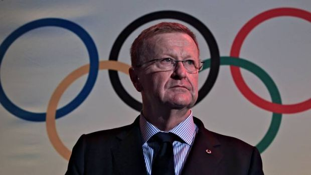 Increased funding ... Australia's Olympic Committee president, John Coates, has called for more tax-payer funding of ...