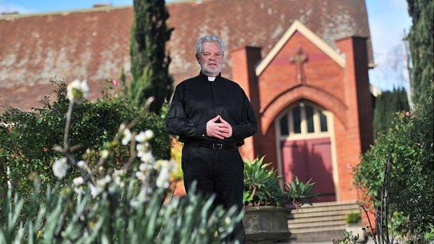 Faith in tradition: Father Christopher Seton believes the ordinariate is a safe place for Anglicans with Catholic ...