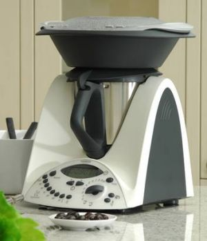 Thermomix, the gadget I can no longer do without.