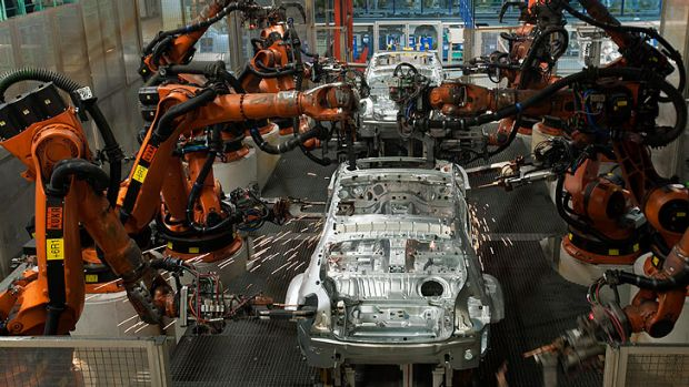 Can Queensland Health learn from efficiencies achieved in BMW plants?