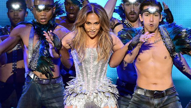 Jennifer Lopez will perform for the first time in Australia.