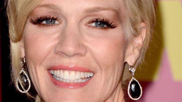 Healthy living ... Jennie Garth attributes weight loss to a fresh food diet.