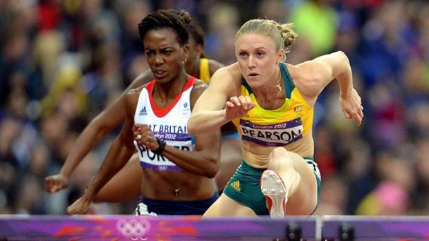 """Sally Pearson ... """"We need people to challenge her."""""""