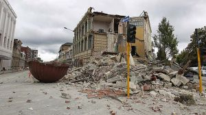 The earthquake and subsequent aftershocks thrust the insured and insurers into uncharted territory.