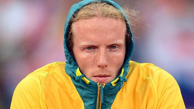 Steve Hooker ... failed in his quest to retain his Olympic title.