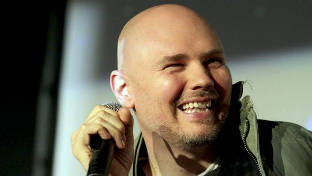 """Billy Corgan: """"In the past, I would wake up and all I could think about was how I got f---ed over, how less-talented ..."""