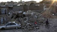 Iran earthquake kills 153 people (Video Thumbnail)
