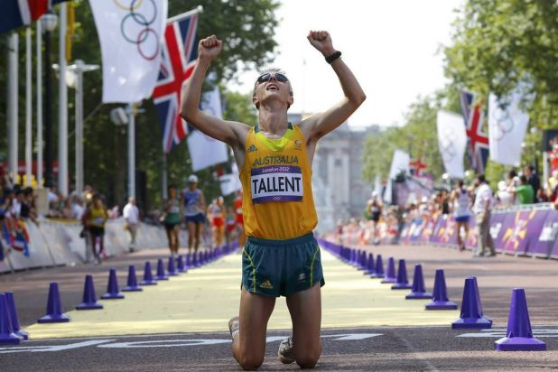 Jared Tallent isn't satisfied with bronze and two silver medals, the Canberra race walker wants to complete the ...