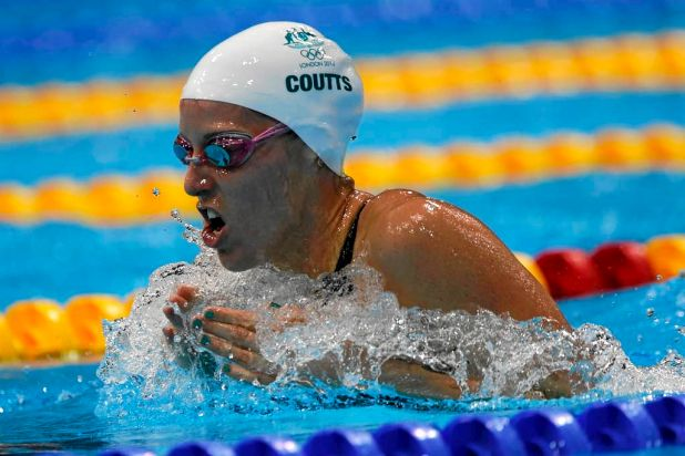 Alicia Coutts: The golden girl from the Commonwealth Games proved she could rise to the next level and she will arrive ...