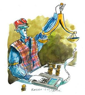 Checks and balances … the new rules primarily concern SMSF investments. <i>Illustration: Rocco Fazzari</i>