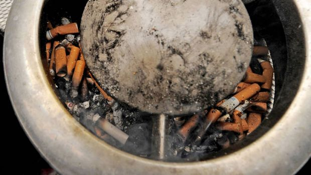 Up in smoke ... the High Court has dismissed the plain packaging case brought against the Australian government by the ...