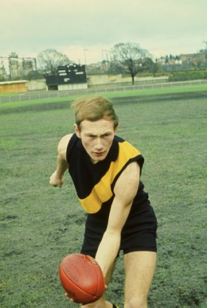 Richmond legend Kevin Bartlett.