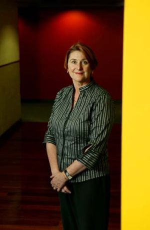 Loss of $404,000-a-year funding might mean closure ... the chief executive of the Welfare Rights Centre, Maree O'Halloran.