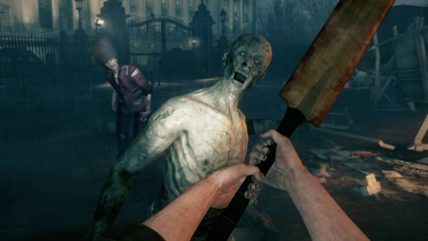 Take a cricket bat to the walking dead amid the ruins of London in ZombiU.
