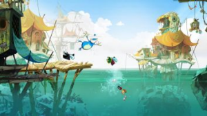 Rayman Legends is a worthy successor to Rayman Origins.