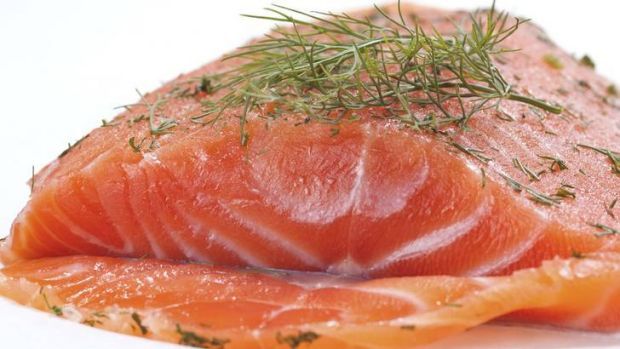 Gravlax, simple and easy to dress up for a party.