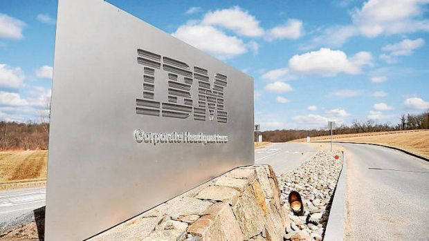 The insider-trading scheme is linked to IBM.