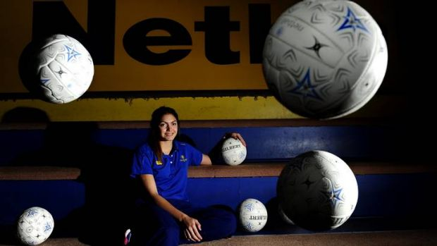 Keely Rodrigo has impressed for the ACT at the under-21 national netball titles.