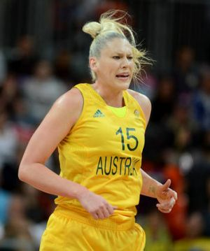 Injured: Lauren Jackson.