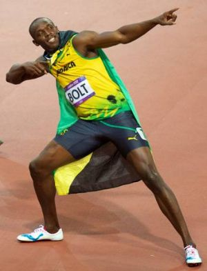 Usain Bolt has planned a September holiday in Australia.